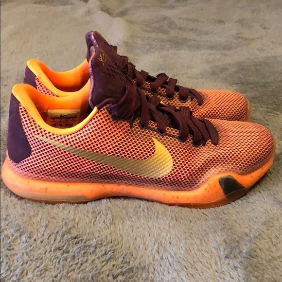 "quality design 3550d 259d5 Nike Kobe X ""Silk Road"" Basketball Shoes. M 5b088386caab4451941b3cf9"